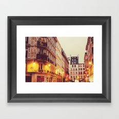 Paris Nº1 Framed Art Print