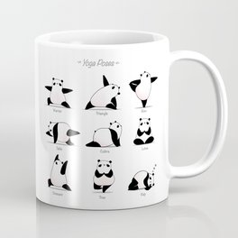 Yoga Panda II Coffee Mug