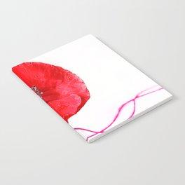 Poppies (duet) Notebook