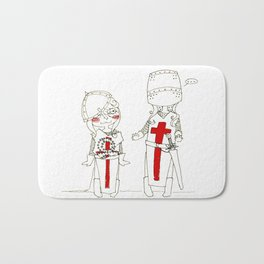Crusade Bath Mat
