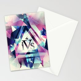 iPhone 4S Print - Cross Process Stationery Cards