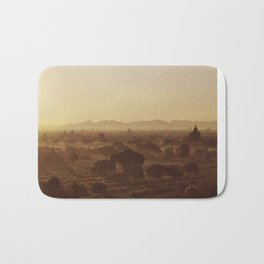 Sunrise in Bagan  Bath Mat