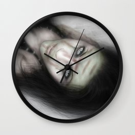 Serpent Wall Clock