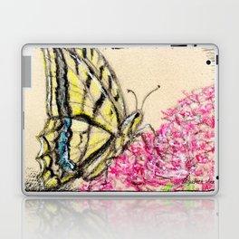 Collette's butterfly Laptop & iPad Skin