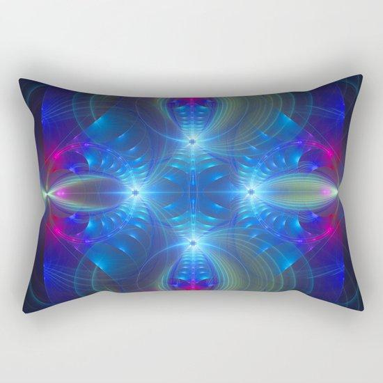 Enchanting abstract Rectangular Pillow