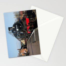 Steam loco 46521 Stationery Cards