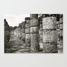 Mayan Ancients 3 Canvas Print