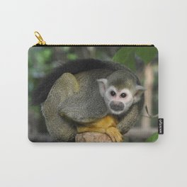 Cute Monkey Carry-All Pouch