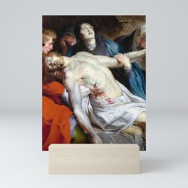 Peter Paul Rubens The Entombment Mini Art Print