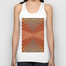 Geometric  pattern design Unisex Tank Top