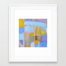 Fruit and Lavender Framed Art Print
