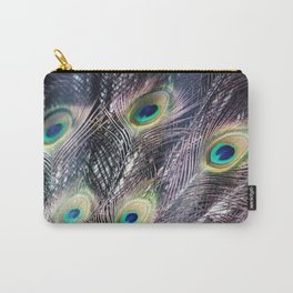 Eye of the Peacock Carry-All Pouch