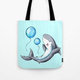 Bubble Balloons! Tote Bag
