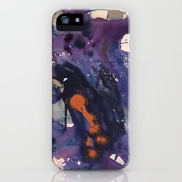 Drawing an eternity iPhone Case
