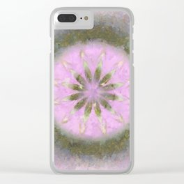 Spermaduct Bare-Skinned Flowers  ID:16165-150219-20470 Clear iPhone Case