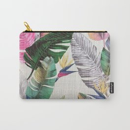 TROPICAL PLANTS1 Carry-All Pouch