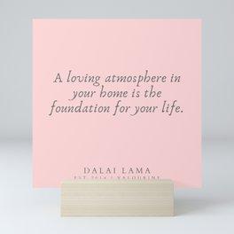 125 | Dalai Lama Quotes 190504 Mini Art Print