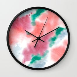 Colorclouds Wall Clock