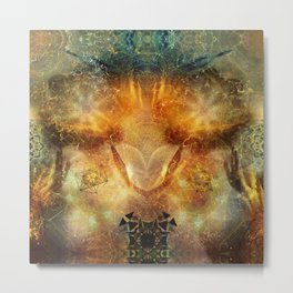 Spirit Guides Metal Print