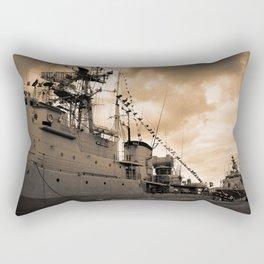 Portuguese Navy frigates Rectangular Pillow