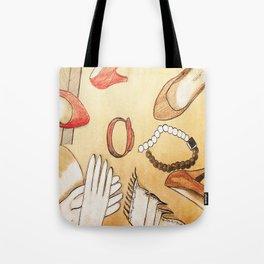 Fashion Accessories Tote Bag