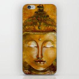 Buddha Art iPhone Skin