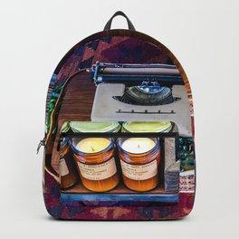 Typerwriter Backpack