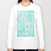 mint Long Sleeve T-shirts featuring Mint by WhimsyRomance&Fun
