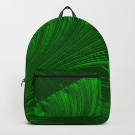 Renaissance Green Backpack