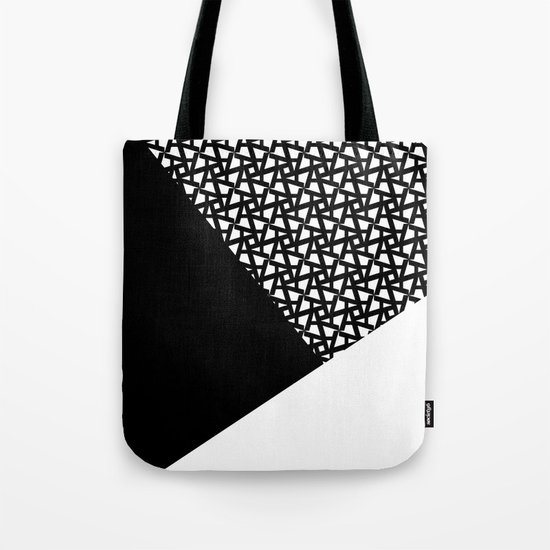 A_pattern Tote Bag