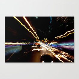 BY-PASS_NY 03 Canvas Print