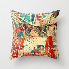Ipanema 40° Throw Pillow