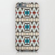 Manhattan Hieroglyphics iPhone 6s Slim Case