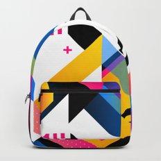 Abstract Shapes Backpacks