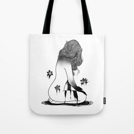 Deep beauty. Tote Bag