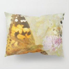 Free Flying Pillow Sham