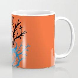 matisse coral Coffee Mug