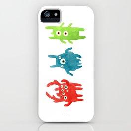Litte creatures 1 iPhone Case