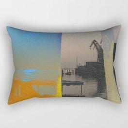 Giudecca Horizonte Rectangular Pillow