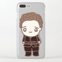 Tom as Cassio Clear iPhone Case
