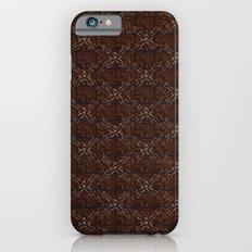 Tribal Pattern 1-2 iPhone 6s Slim Case