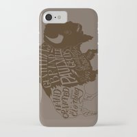 buffalo iPhone & iPod Cases featuring Buffalo by Paul McCreery