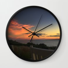 Rocking away at Castle Hill Wall Clock
