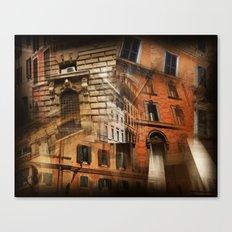 Rome Architecture Canvas Print