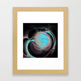 mirador 5 Framed Art Print