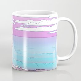 By the ocean Coffee Mug