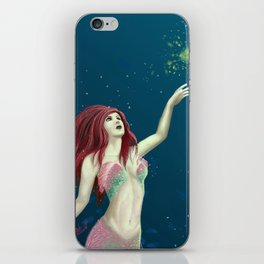 Fishing For Sirens iPhone Skin