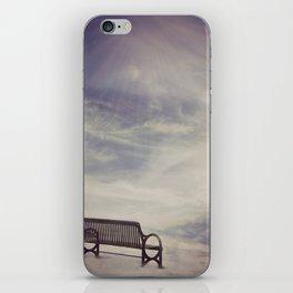 Ω Waiting Room Ω  iPhone Skin