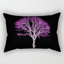 Electric Tree 01 Rectangular Pillow