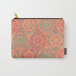 Hexagons Of Inner Harmony Seamless Pattern Carry-All Pouch